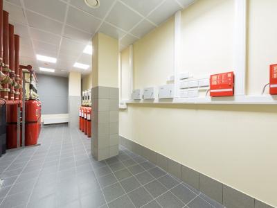 проектирование установок пожарной сигнализации
