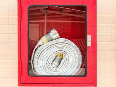 Установка пожарных шкафов