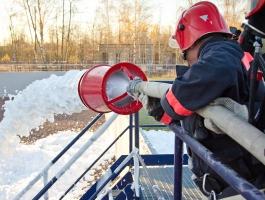 Проектирование системы пенного пожаротушения