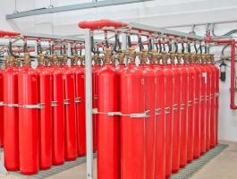 азотное пожаротушение в серверной
