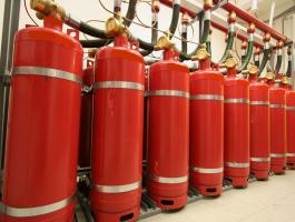 газовое пожаротушение хладоном