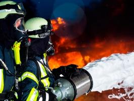 Обслуживание водопенного пожаротушения