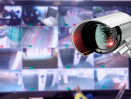 Установка видеонаблюдения в Москве